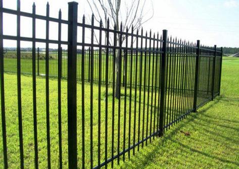 забор из профильной трубы в Череповце